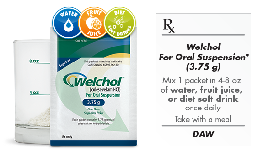 Welchol® Packets